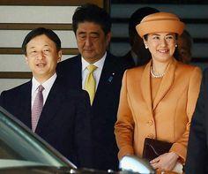 Crown Princess Masako, October 29, 2014 | Royal Hats