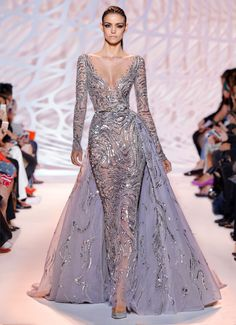 zuhair murad Haute couture fall winter 2015 collection (42 ...