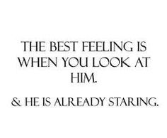 I remember that feeling.... it makes you feel soooo special and loved when they do that