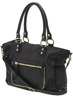 Linea Pelle Dylan Crossbody Tote | Piperlime - Perfect Black Purse!!! LOVE!