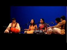 Students perform at Awaaz 2012- Sangeet