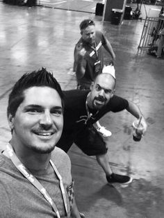 Zak Bagans and Aaron Goodwin Ghost Adventures Funny, Ghost Adventures Zak Bagans, Ghost Shows, Male Witch, Ghost Hunters, Haunted Places, Ghost Stories, Paranormal, A Team