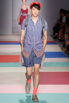 Marc by Marc Jacobs Spring 2013 RTW - Review - Collections - Vogue