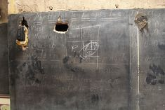 Haunting chalkboard drawings, frozen in time for 100 years, discovered in Oklahoma school - The Washington Post Teaching Multiplication, Chalkboard Drawings, Chalkboard Lettering, School Chalkboard, Teaching Techniques, Different Feelings, Colossal Art, Frozen In Time, Old Mother