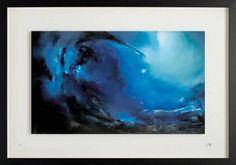 Infinite, by Richard Rowan #art #sky #space