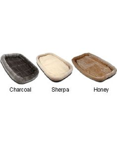 @Overstock - These cushy crate bed mats are ideal for pampering your beloved pet while he or she sleeps. The mats are designed to fit all major brands of pet crate and come in a range of neutral tones to allow your pet's sleeping spot to blend in wherever you want.http://www.overstock.com/Pet-Supplies/Crate-Pet-Bed-Mat-48-inches/2682479/product.html?CID=214117 CAD              56.75