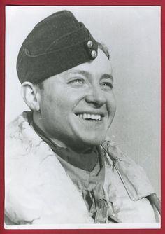 Ladislav Světlík, Czechoslovak Fighter Pilot