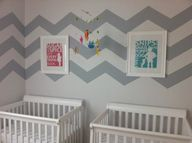 Boy/Girl #Twin #Nursery