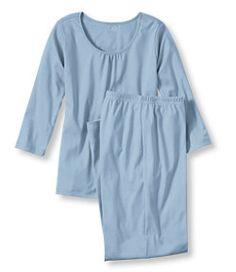 #LLBean: Supima Cotton Pajamas