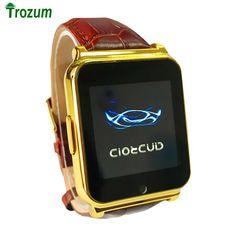 promo trozum new w90 bluetooth smart watch wristwatch 1 44 watch 2 smartwatch support sim camera #leather #wristbands