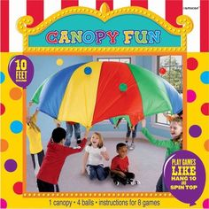 Check out Canopy Fun Game - Reduced Party Decorations & Supplies from Wholesale Party Supplies