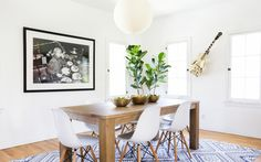 A Bright and Shining Silver Lake Home