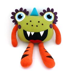 Hey, I found this really awesome Etsy listing at https://www.etsy.com/listing/220646493/frogger-cute-monster-stuffed-toy-plush