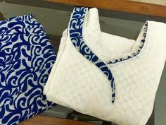 Different types of necklines to try in your Kurtis.Kurta Neck Design for Kurti neck designs.Trendy neck patterns to try in Churidhar Neck Designs, Neck Designs For Suits, Neckline Designs, Fancy Blouse Designs, Stylish Dress Designs, Blouse Neck Designs, Salwar Kameez Neck Designs, Kurta Neck Design, Kurta Designs