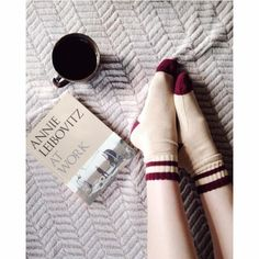 Striped Slouchy Crew Sock - Urban Outfitters