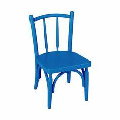 Kit 2 Cadeiras Cozinha Tasca Kids Azul Petróleo Finemóveis