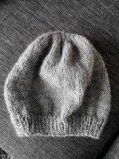 Le p'tit bonnet express : tricot rapide en jersey