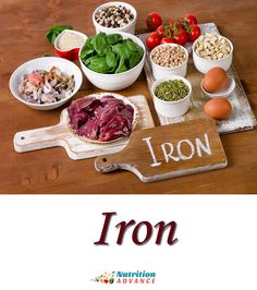 10 Low-Carb Foods That Are High in Iron and Why it is Important via @nutradvance