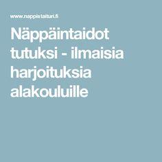 Näppäintaidot tutuksi - ilmaisia harjoituksia alakouluille Tutu, Language, Ipad, Ballet Skirt, Language Arts, Tutus