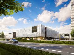 CGarchitect - Professional 3D Architectural Visualization User Community | Galaxy Shopping Centre