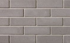 Contempo Nickel PRP by Brampton Brick. Offered in four elemental colors, Contempo brings elegance to modern design, courses with PRP Brick, and and combines easily with Finesse or the gracefully textured Granada for fresh sophistication. Design Trends, Design Ideas, Brick Texture, Granada, Exterior Design, Modern Design, New Homes, Fresh, Stone