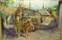 "TABÁN*ANNO*GALERIA: ZÓRÁD ERNŐ ""100"" jubileumi tárlat Budapest, Tao, Fair Grounds, Painting, Travel, Characters, Viajes, Painting Art, Paintings"