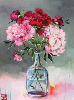 Sophie ADDE: Bouquet.