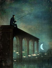 The River - Christian Schloe - photos and artworks by Christian Schloe : ARTFLAKES