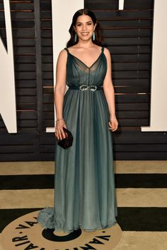America Ferrera. See what all the stars wore to the Academy Awards' biggest after parties.