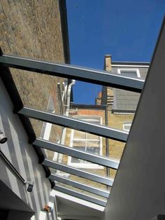 glass roof to side return.