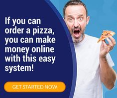 Making money online is as easy as ordering pizza Ways To Earn Money, Earn Money From Home, Make Money Online, How To Make Money, Money Fast, Money Tips, Legitimate Work From Home, Work From Home Jobs, Job Help
