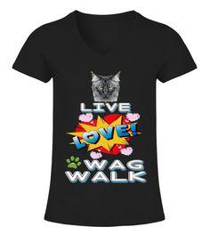 SIBERIAN LOVE WAG WALK