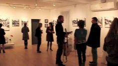 Discoveries Montreal Vernissage at Viva Vida Art Gallery