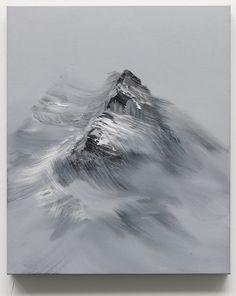 Conrad Jon Godly mountain painting