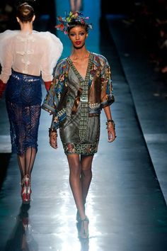 Jean Paul Gaultier Haute Couture Spring Summer 2014 PFWHC