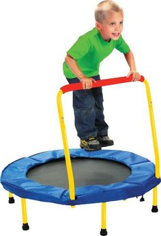 Fold and Go Trampoline