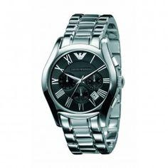Emporio Armani AR0673 Relógios Masculinos, Relógios De Luxo, Relógios Armani,  Cronógrafo, Relógios d6ec21aa85