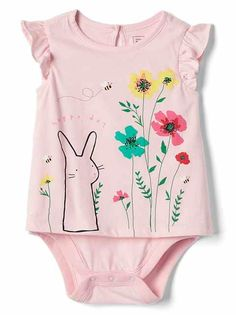 Baby Clothing: Baby Girl Clothing: her new arrivals | Gap