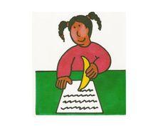 Trabajar la atención y comprensión de acciones para niños con dificultades. Fichas para imprimir: