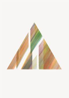 Valle Martín. Sin título, 2014 (serie Tracklist).Tinta de grabado Charbonnel sobre papel Geler Santinado. 59 x 42 cm.