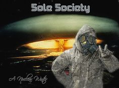 Album art for the band Sole Society.  Sean Kanada.