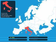 Editable powerpoint map mena middle east and north africa powerpoint world map edited world map ppt animated into a geography quiz gumiabroncs Choice Image