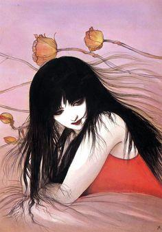 Yoshitaka Amano art