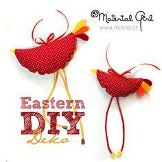 Der nächster Feiertag der einrückt ist Ostern, ich muss immer zumindest versuchen zeitig für den Laden neue Deko-Ideen für meine DIY-Begeisterte Kundinn