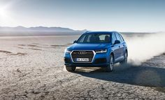 2016 Audi Q7 --The closest thing to a self-driving car for Po - Car and Driver