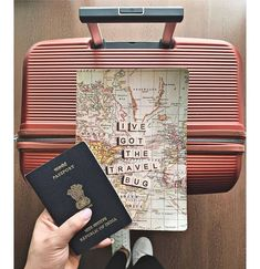 Flying to your next destination? Don't forget to keep a notebook for all your memories. A5 Notebook, Travelers Notebook, Mobile Cases, Travel Bugs, Travel Essentials, Don't Forget, Memories, Cover, Accessories