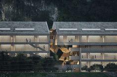 vector architects alila yangshuo hotel