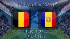 Watch Live Soccer Stream Online: Belgium vs Andorra Soccer Live streaming Online Free