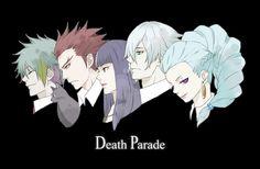 Death Parade.