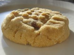 Best Peanut Butter Cookie.  EVER.